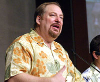 rick warren hawaiin shirt